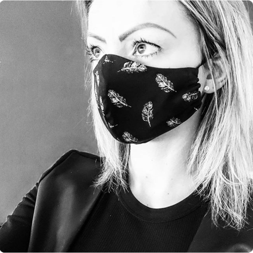 W-Style mondmaskers